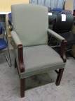 Used Guest Chair Green